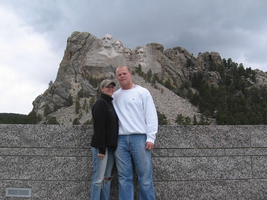 How It's Going athymeformilkandhoney.com 12 year anniversary Ryan SKH Mt. Rushmore 2006