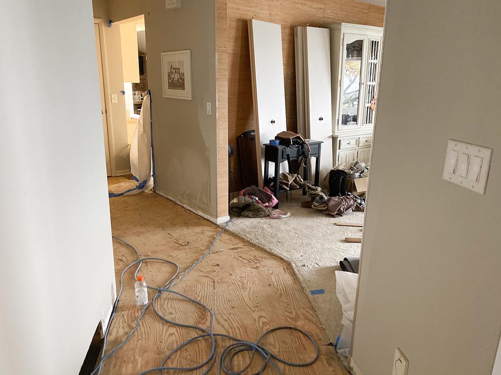 Dining Room Renovation 2 athymeformilkandhoney.com #boho #bohemian #farmhouse