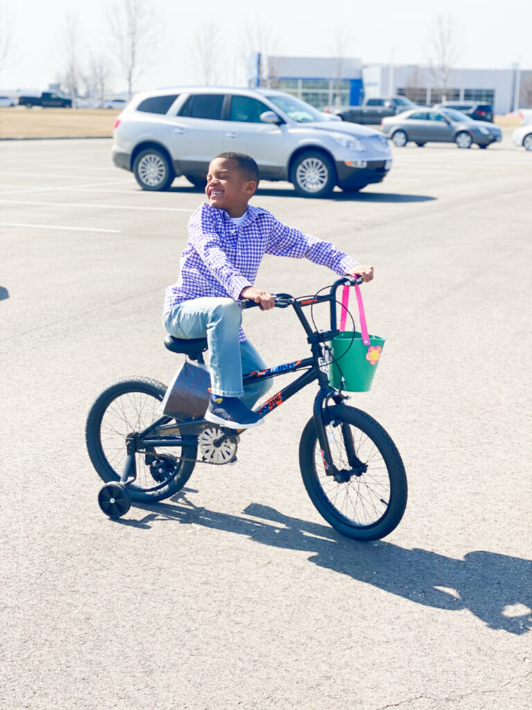 Happy Birthday, Isaiah {You are Six} bike athymeformilkandhoney.com