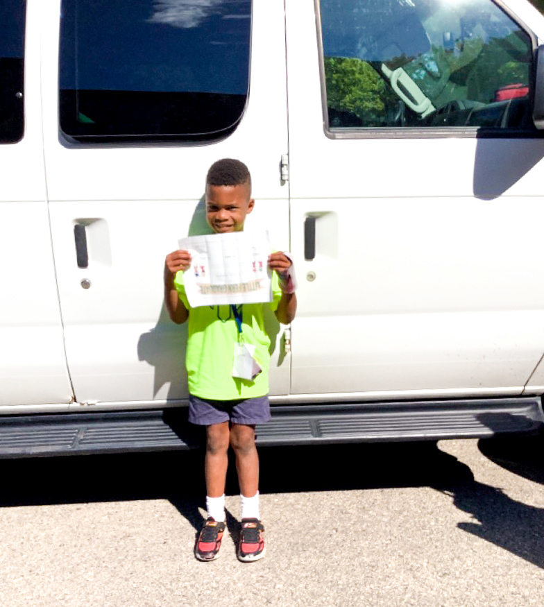 But I'm Here Right Now Isaiah last day of preschool athymeformilkandhoney.com #hereandnow #berighthere