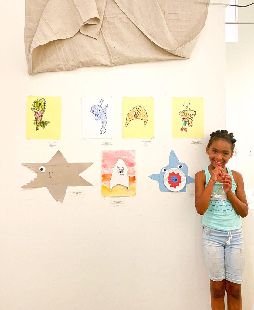 This is Eight athymeformilkandhoney.com #adoption #birthday Sam art center